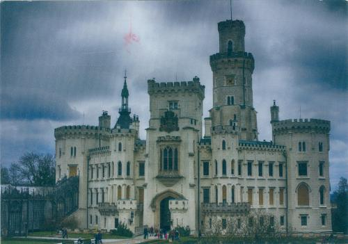"""Hluboka nad Vltavou Castle""