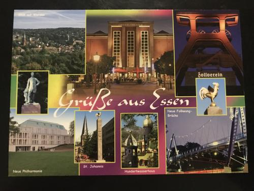 """Beautiful Views of Germany's Essen""