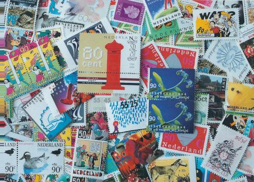 """Netherlands' postage stamps""