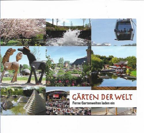 Kristen from Rheinberg in Germany send this scenic card to me.
