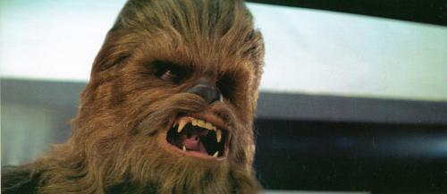 Chewbacca..... I really love this creature... :). Thanks for this great card.