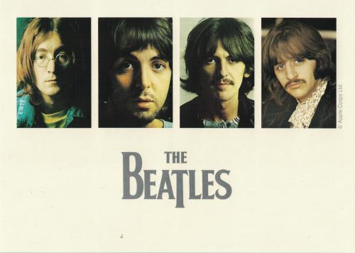 "The Beatles. These photos are from their album ""The Beatles"" (White Album), 1968, taken by John Kelly."