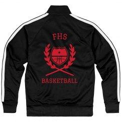 Basketball Emblem Jacket