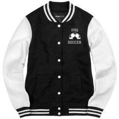 Soccer Initials Jacket