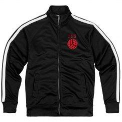 Volleyball Initials Jacket