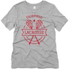 Lacrosse Lines Tee