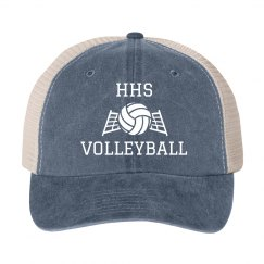Volleyball Net Hat