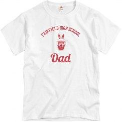 Mascot Dad