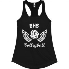 Volleyball Wing Tank