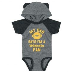 Mascot Fan Infant