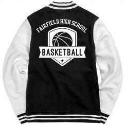 Basketball Shield Jacket