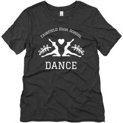 Dancer Heart Tee
