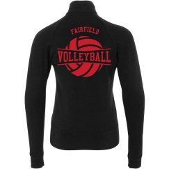 Volleyball Logo Youth Jacket