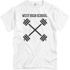 School Workout Logo