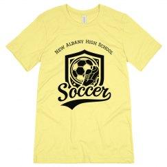 Soccer Badge Tee