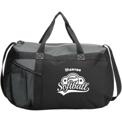 Softball Logo Bag
