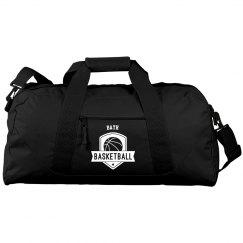 Basketball Shield Bag