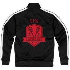 Lacrosse Initials Jacket