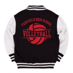 Youth Volleyball Logo Jacket