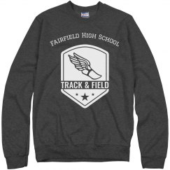 Track and Field Shield