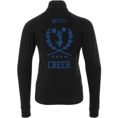 Cheer Leaves Youth Jacket