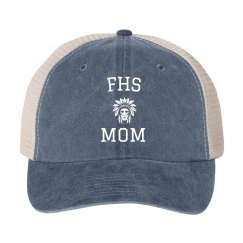 Initials Mom Hat