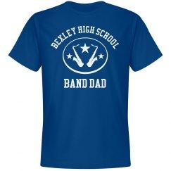 Band Dad Saxophones