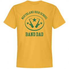 Band Dad Saxophones