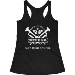 Marching Band Racerback