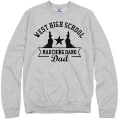 Marching Band Dad