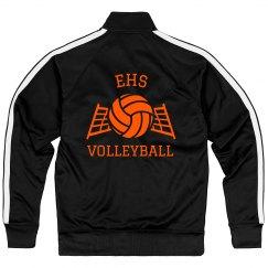 Volleyball Net Jacket