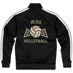 Volleyball Net Jacket