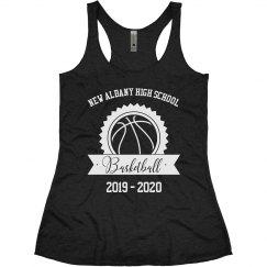 Basketball Badge Year