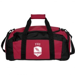 Track Badge Bag