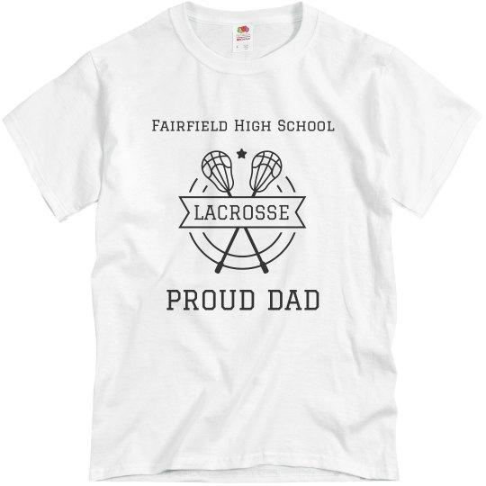 Proud Lacrosse Dad