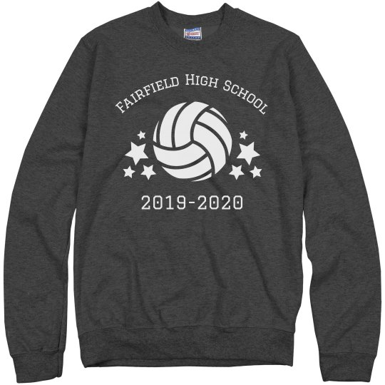 School Name Volleyball