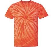 Gildan Unisex Tie-Dye Cyclone Pinwheel Tee