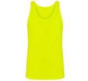 Bella + Canvas Unisex Jersey Neon Tank Top