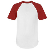 Augusta Sportswear Unisex Short Sleeve Raglan Tee